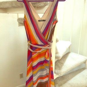 Lauren by Ralph Lauren wrap dress